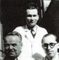 Zdeněk Matějček a Josef Langmeier