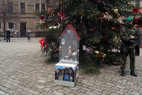 Vánoční sbírka na Pražském hradě vynesla 338 tisíc korun