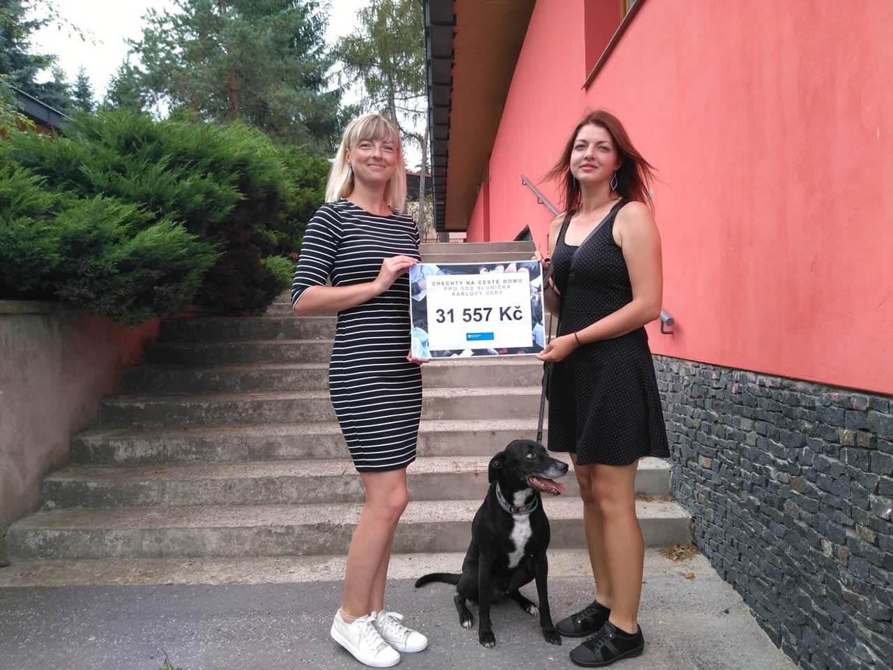 Dárcovská výzva pro karlovarské SOS Sluníčko přinesla téměř 32 000 Kč