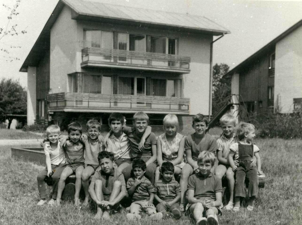 SOS dětská vesnička ve Chvalčově slaví 45. výročí