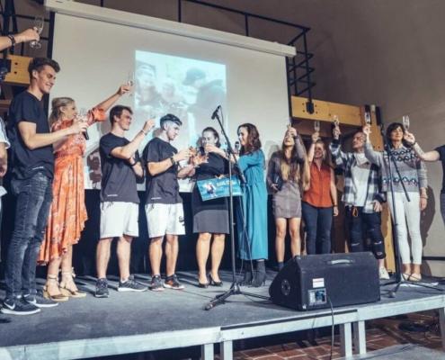 SOS dětské vesničky pokřtili charitativní kalendář na rok 2019