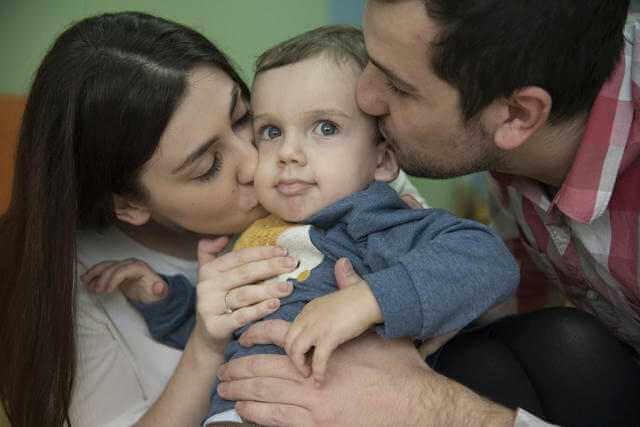 Děti mají právo na láskyplnou rodinu