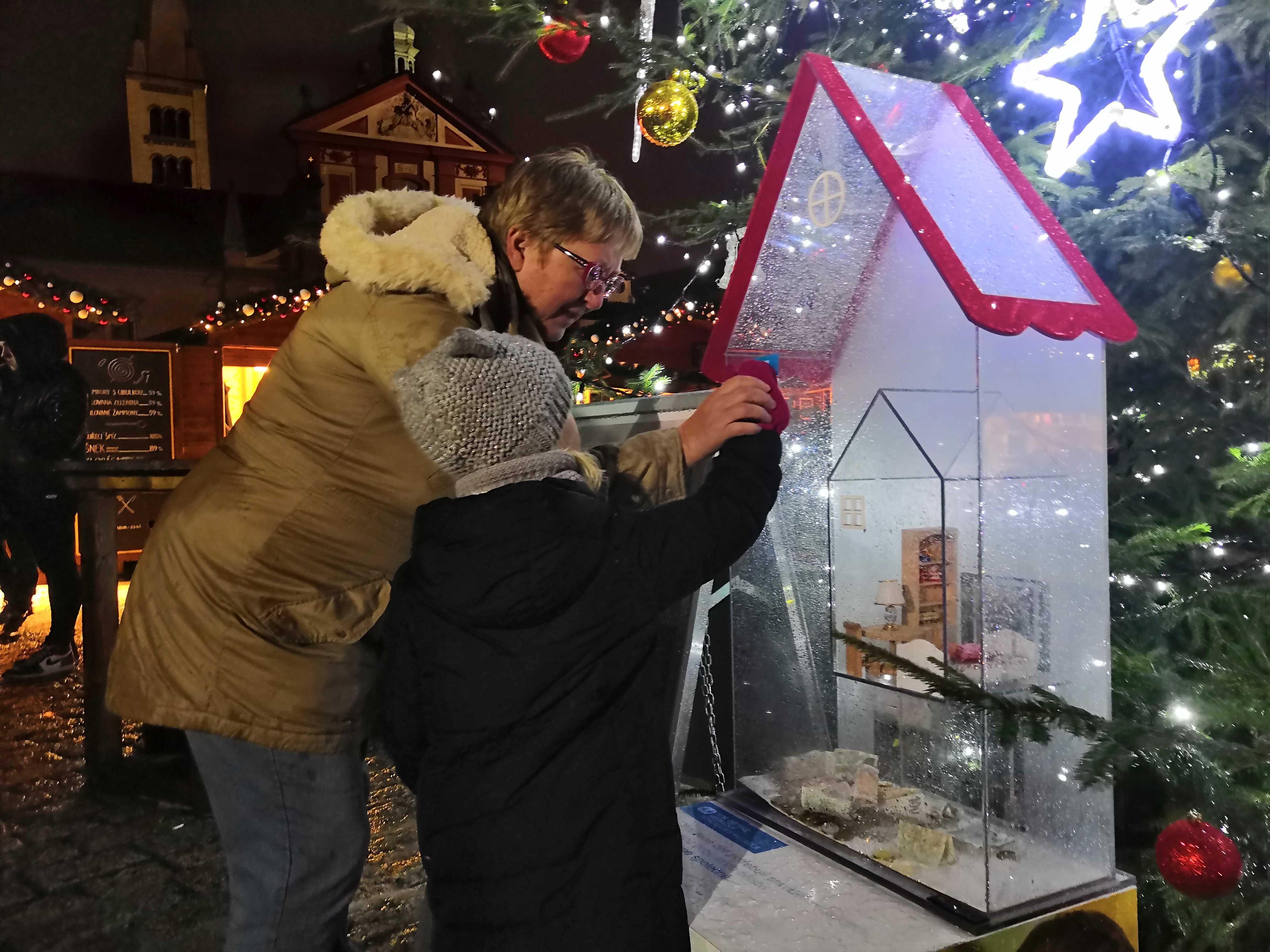 Vánoční sbírka na Pražském hradě vynesla 180 000 korun