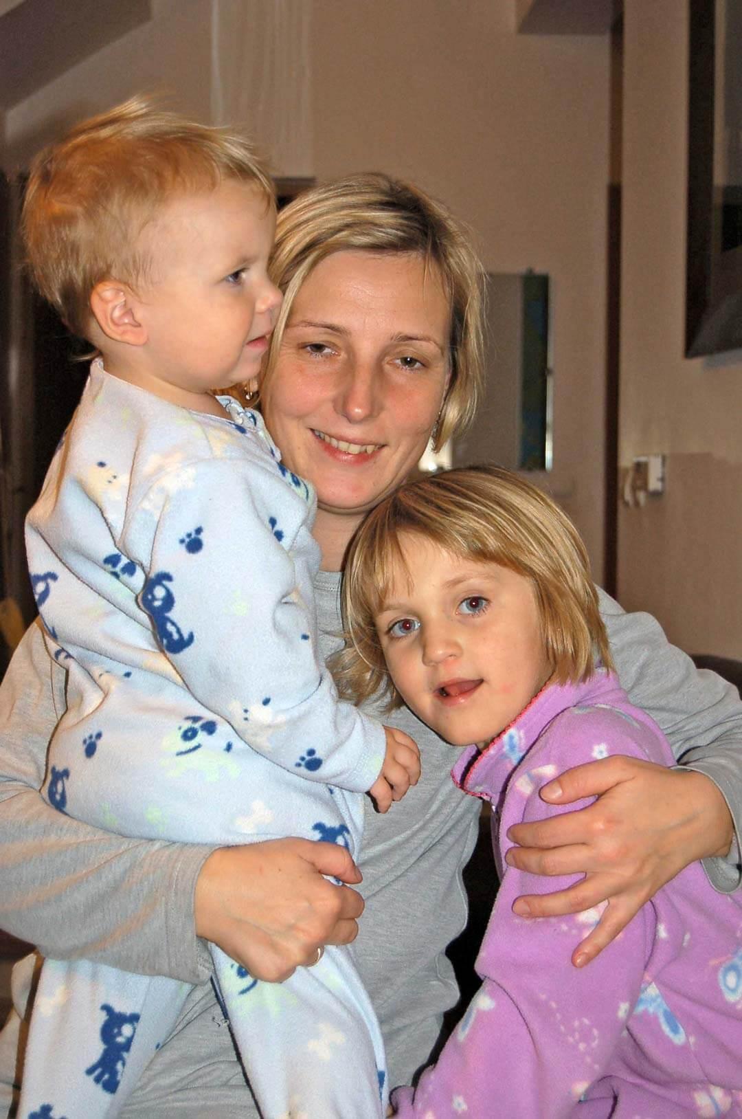 Děti v pěstounské péči