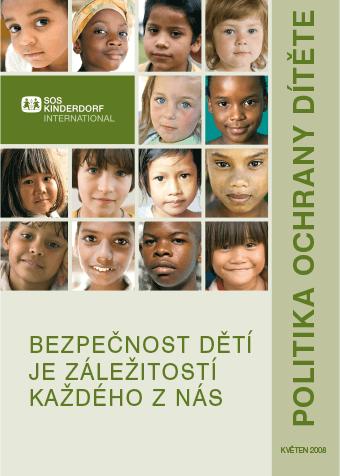 Práva dítěte brožura