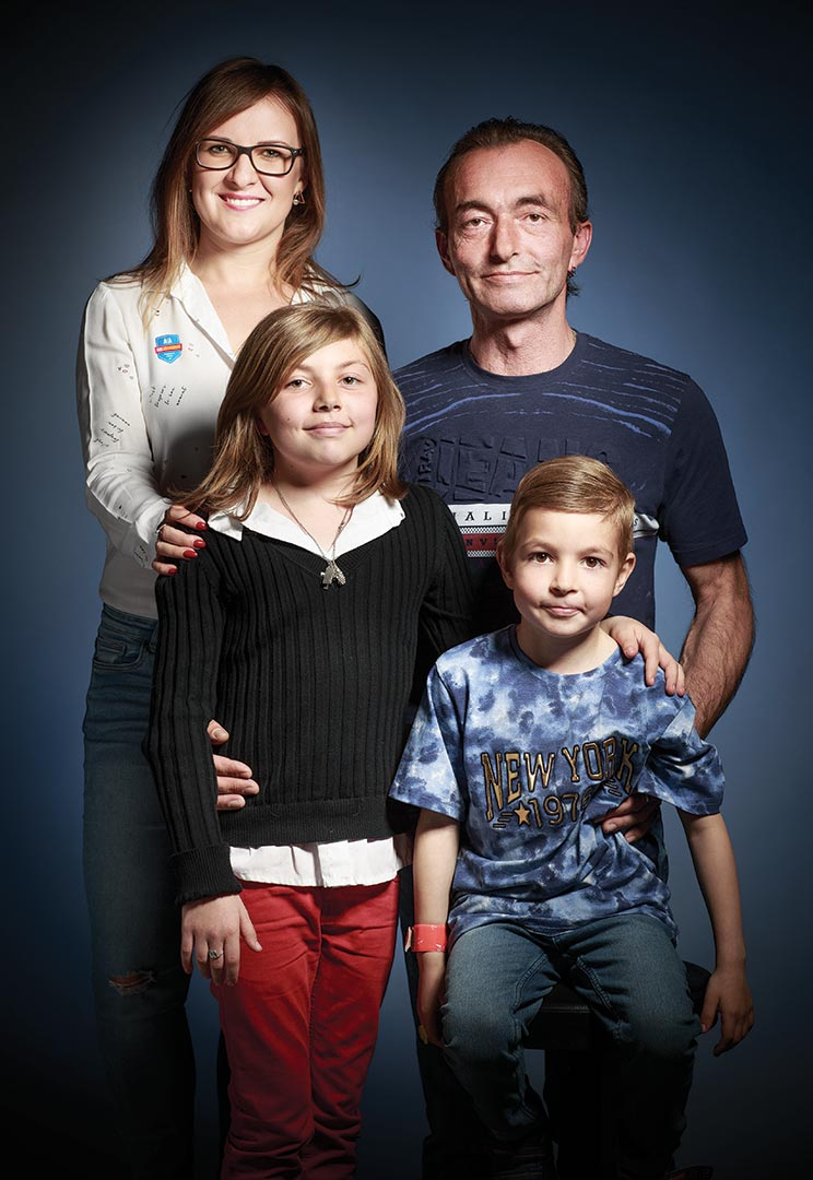 Díky Markétě děti nemají problémy ve škole a syn udělal reparát.